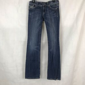 Miss Me Jeans Size 29 Boot JP5010-7